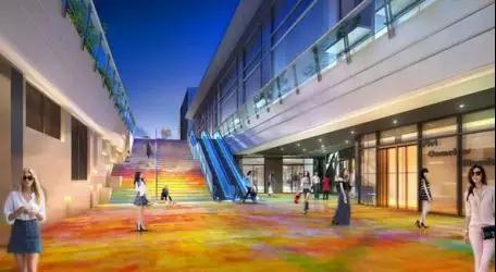 帝斯曼购物中心将于2019年4月27日盛大启幕