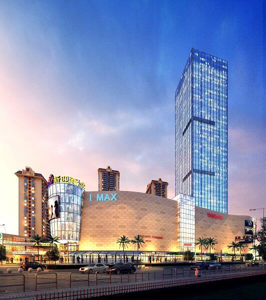 新迎新城开启区域商业升级进程 填补昆明东市区商业空白