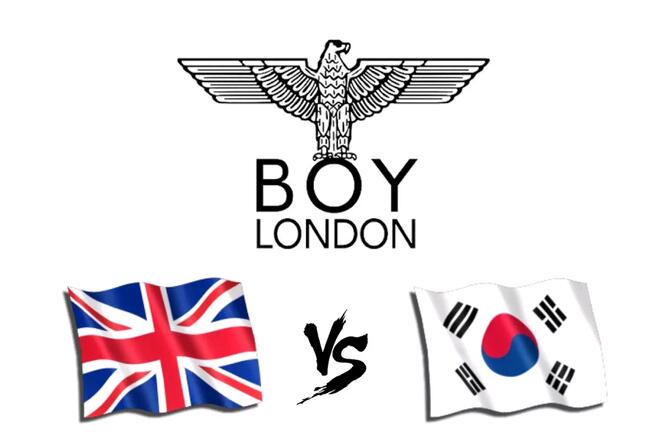BOY LONDON商标维权