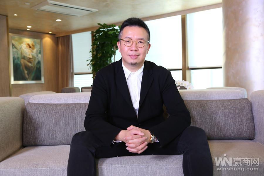 海岸商业集团副总裁陈柏�N