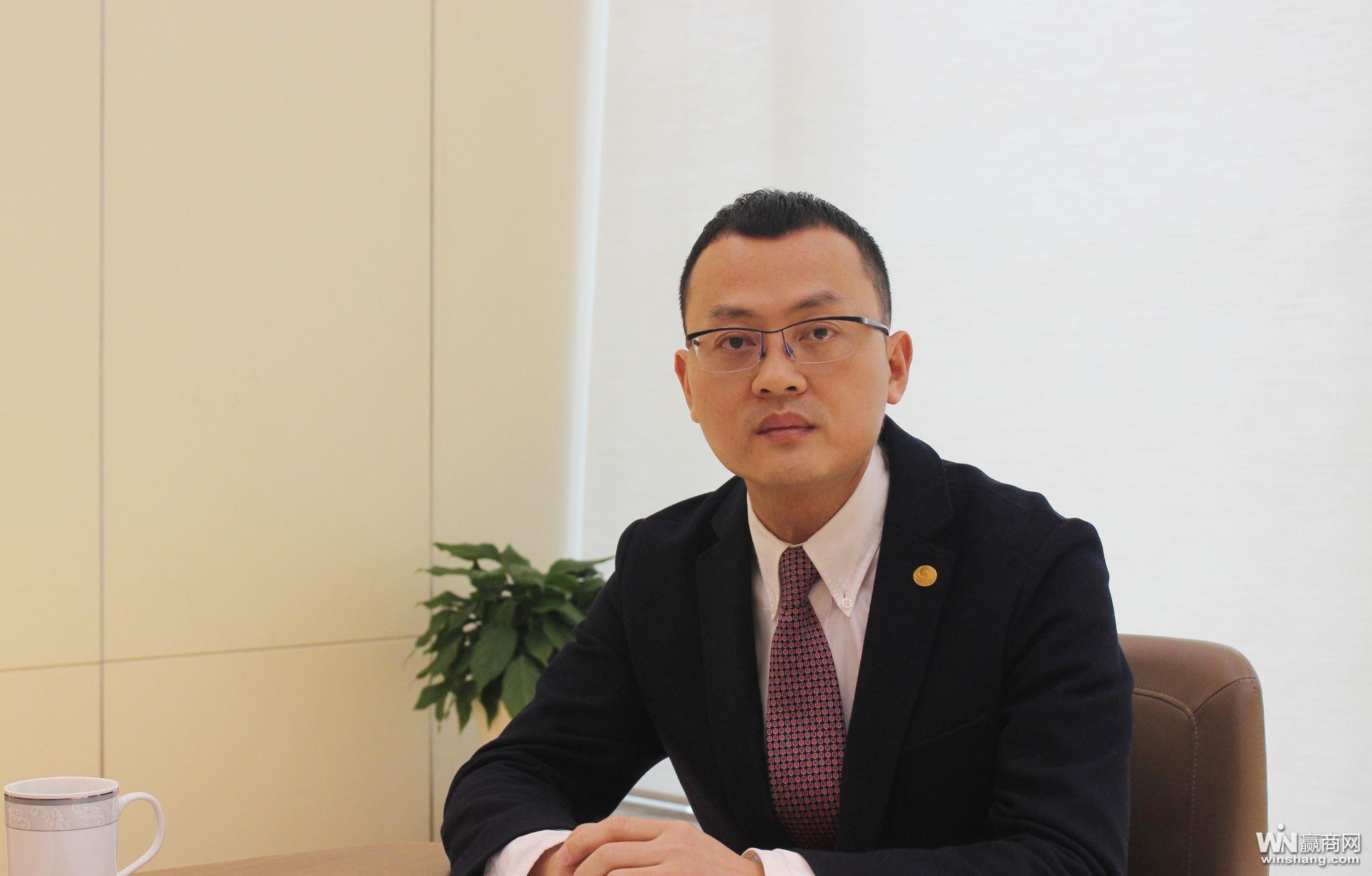金鹰商贸CEO苏凯