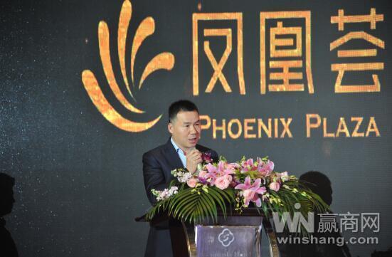 碧桂园集团副总裁、沪苏区域总裁谢金雄
