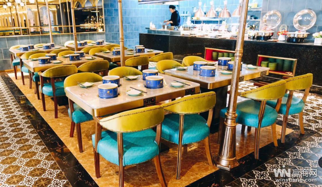 自助美食圈粉圣地 五月罗马南京东方福来德店正式开业