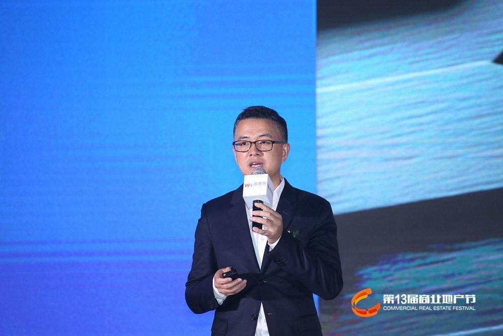 印力集团副总裁兼广深城市商业公司总经理竺海群