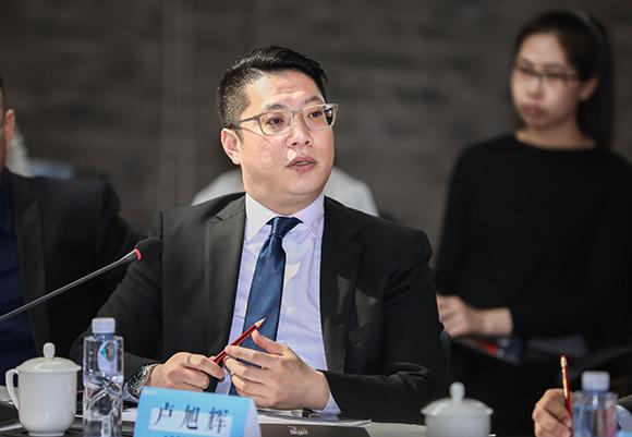 大宁国际商业广场总经理卢旭辉