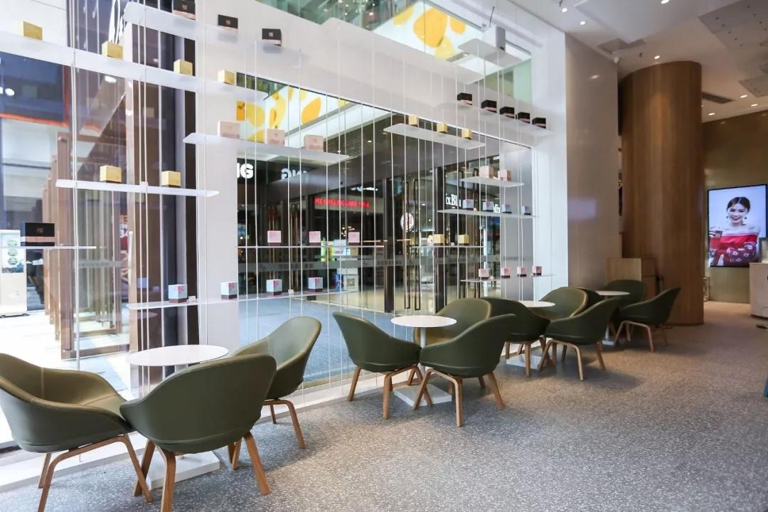 奈雪の茶加速在渝布局 2018年西南区域拟拓展5―6家店