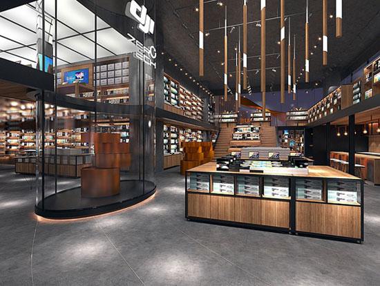 奇客巴士上海首店落户长风大悦城 将于6月开业