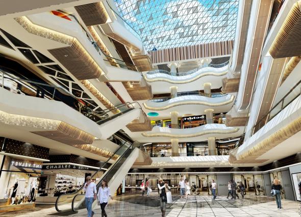 兰岛广场创领NEW社区商业 满足高新区精致慢生活