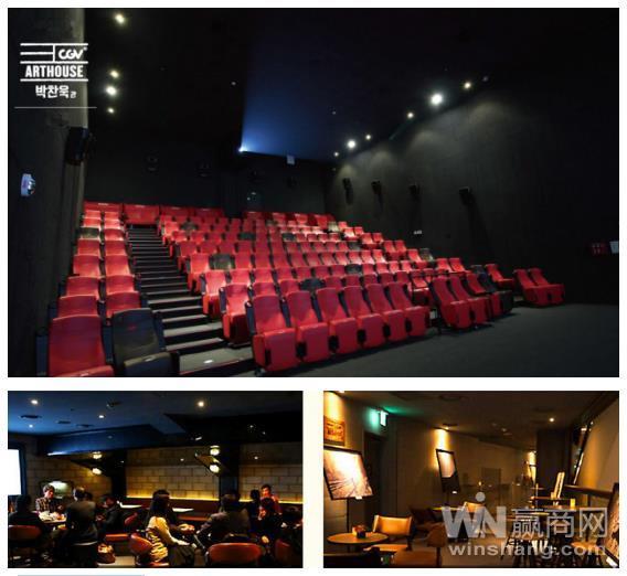 CGV全球第二家艺术影院落户深圳OneAvenue卓悦中心