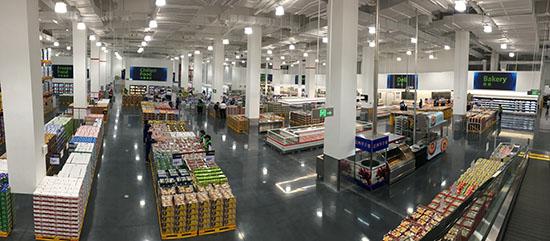 沃尔玛瞄准国内消费升级热潮 山姆会员店成新零售竞争武器