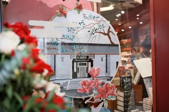 西西弗书店首家绿标旗舰店亮相长沙IFS 首设企业文化橱窗