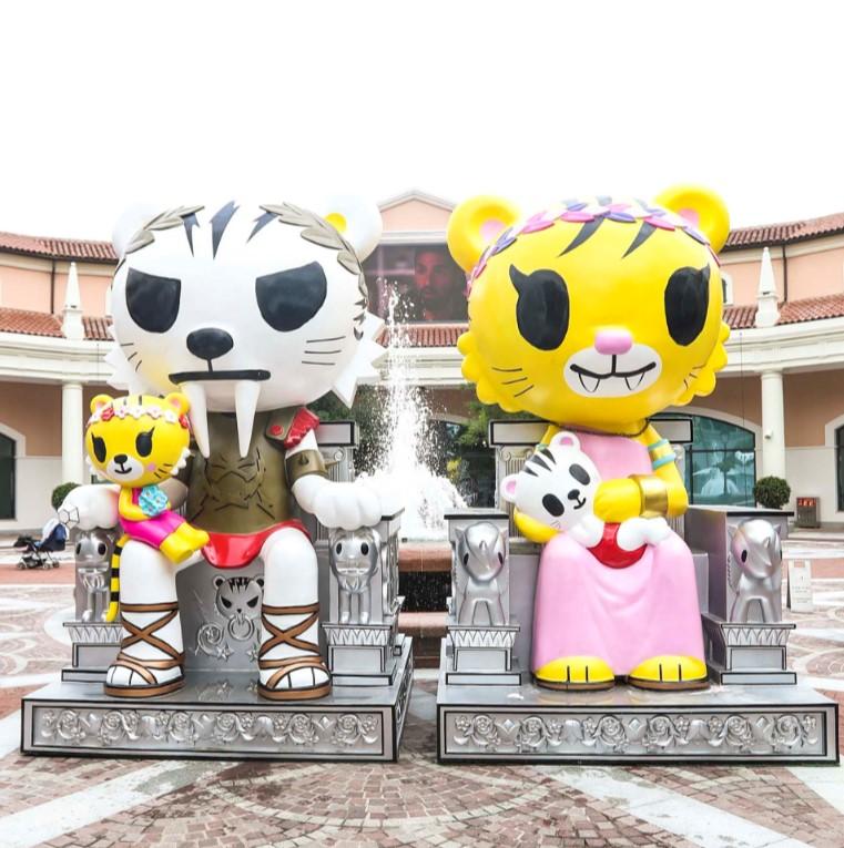 玩转时尚潮流  京津佛罗伦萨小镇迎七周年庆典