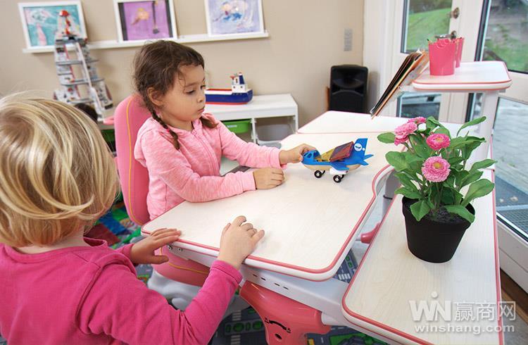 儿童学习桌椅品牌爱果乐获天图投资领投1亿元A轮融资 未来将开1000家