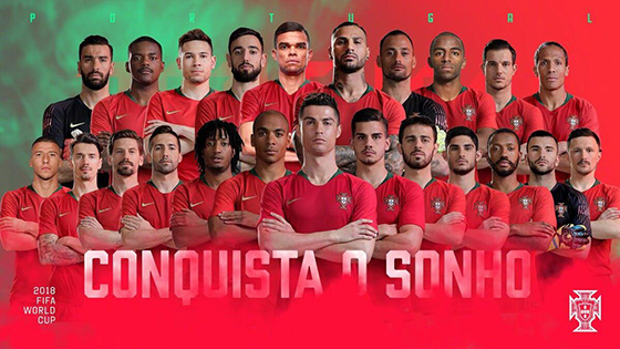 """葡萄牙VS恒隆:商业领域的欧洲拉丁派、头号巨星""""真大腿"""""""