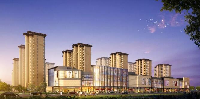 绍兴宝龙新城广场业态规划出炉 系两湖首个商业体