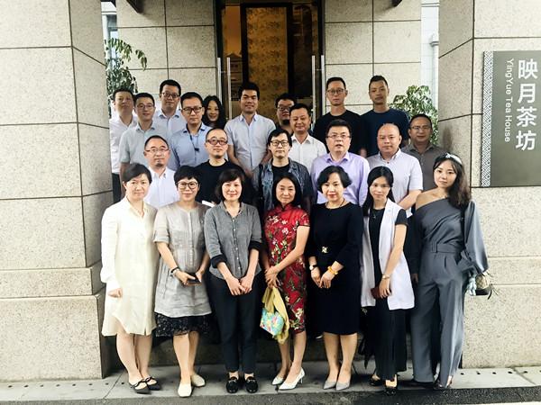 """专注商业地产·城市高端沙龙品牌""""渝城论道""""入川"""