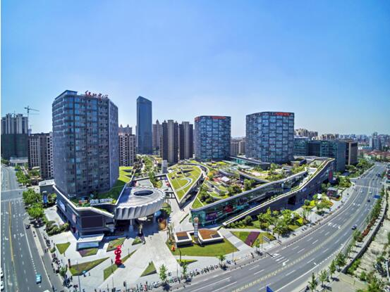 徐汇绿地缤纷城