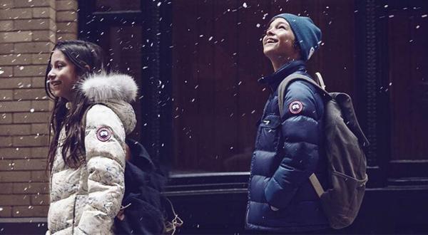 羽绒服奢侈品牌Canada Goose将在北京和香港开设两家专门店