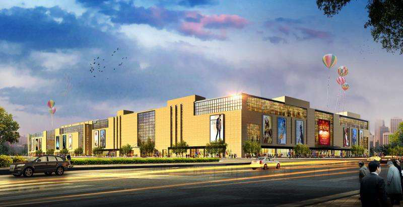 新疆领先集团强势入驻克拉玛依市倾力打造领先购物城