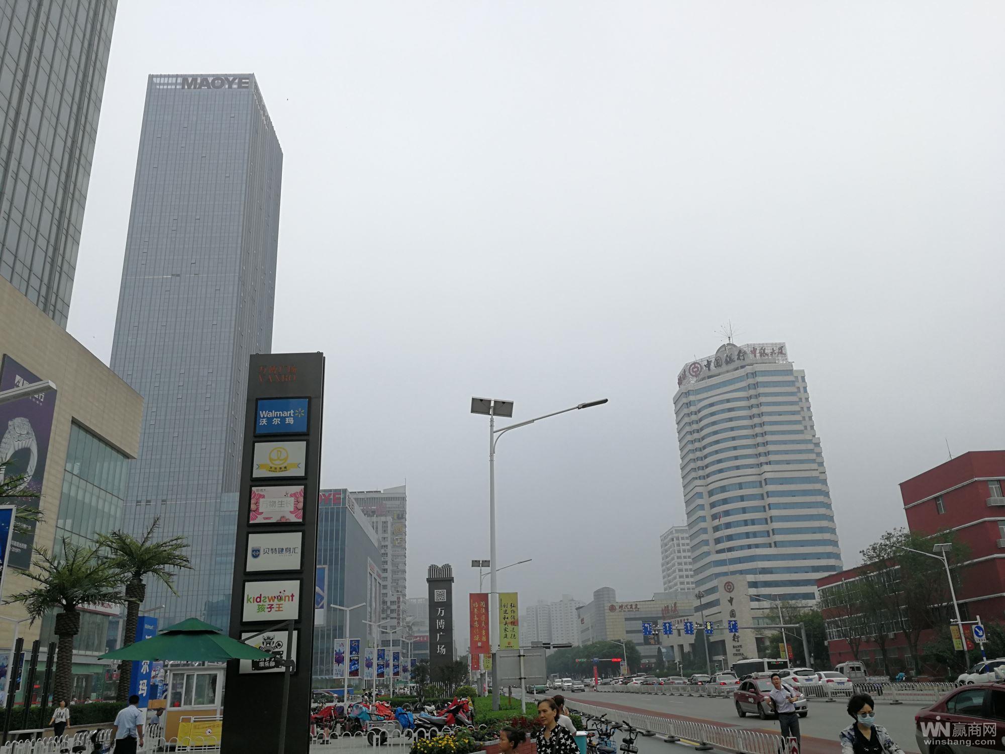 古城商业升级求变,保定万博广场蓄力前行