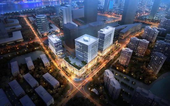 上海东航滨江中心·云锦天地7.28开业 星巴克、MGBOX进口超市等进驻