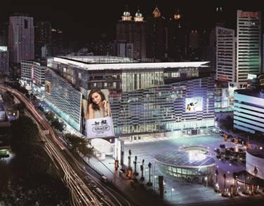 金光华广场踩盘:品牌定位更加清晰 老牌购物中心焕新颜