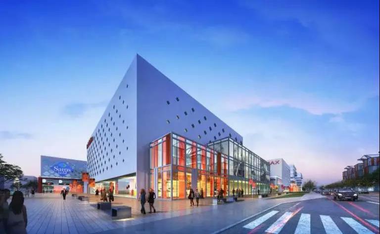 北京国门智慧城拟年底开业 引进山姆会员店、UME4D巨幕影城