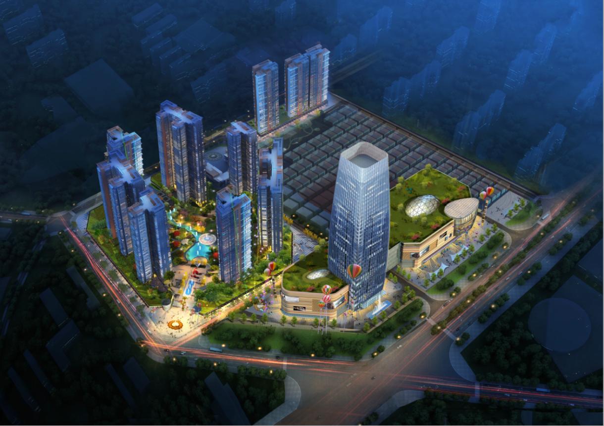 天虹购物中心进驻东莞东城 签约旧锡边城市更新项目