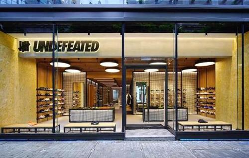 美国知名潮牌UNDEFEATED在香港开设中国仅有门店
