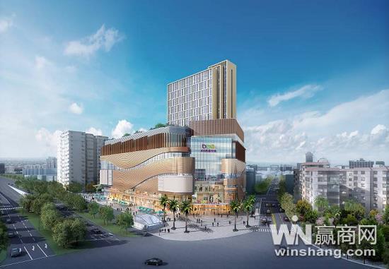 华中商业地产周要闻:步步高赣州新天地预计年底开业