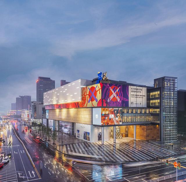 新一线城市商业地产项目考察地图长沙