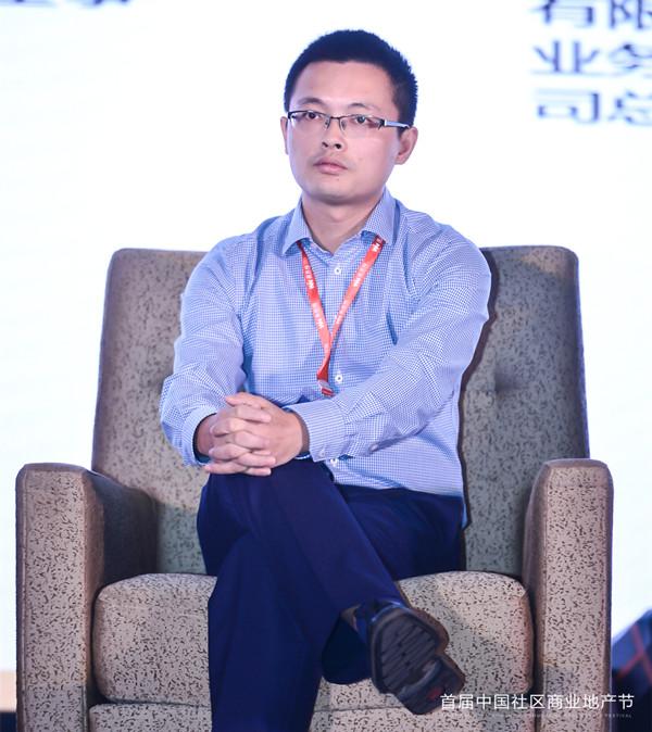 北京九宜城商业管理有限公司合伙人高级业务副总裁西南分公司总经理  马军