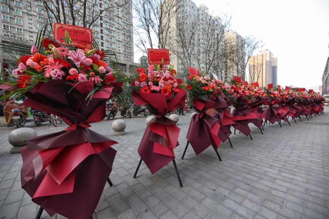 都市生活新坐标—长庆坊·玺岸广场隆重开幕!