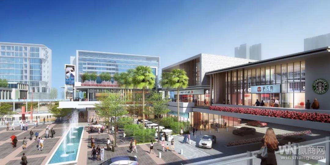 文艺打卡圣地 深圳首个带美术馆、图书馆的商业项目要来了!