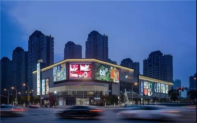 上海五彩城