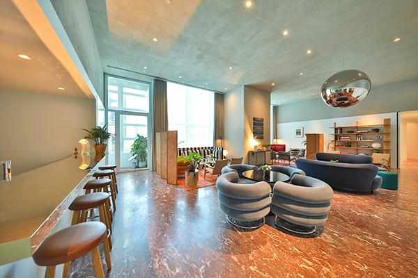 上海恒隆广场the lounge