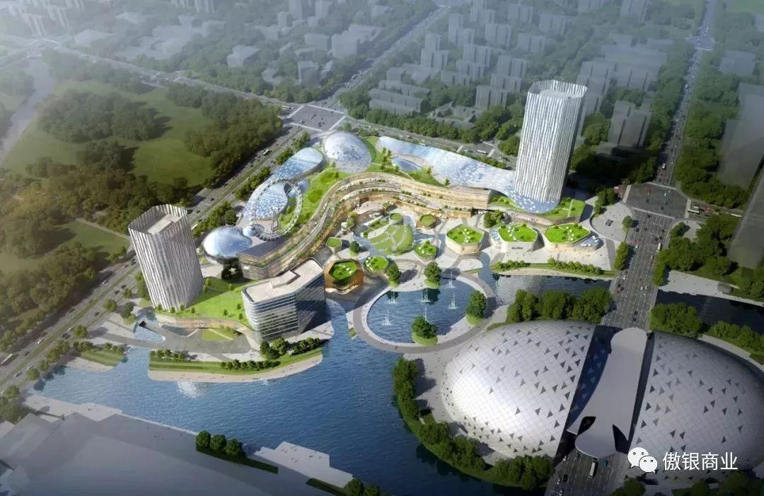 银泰城强势入驻德清,打造德清商业新名片,将为城市注入新活力…