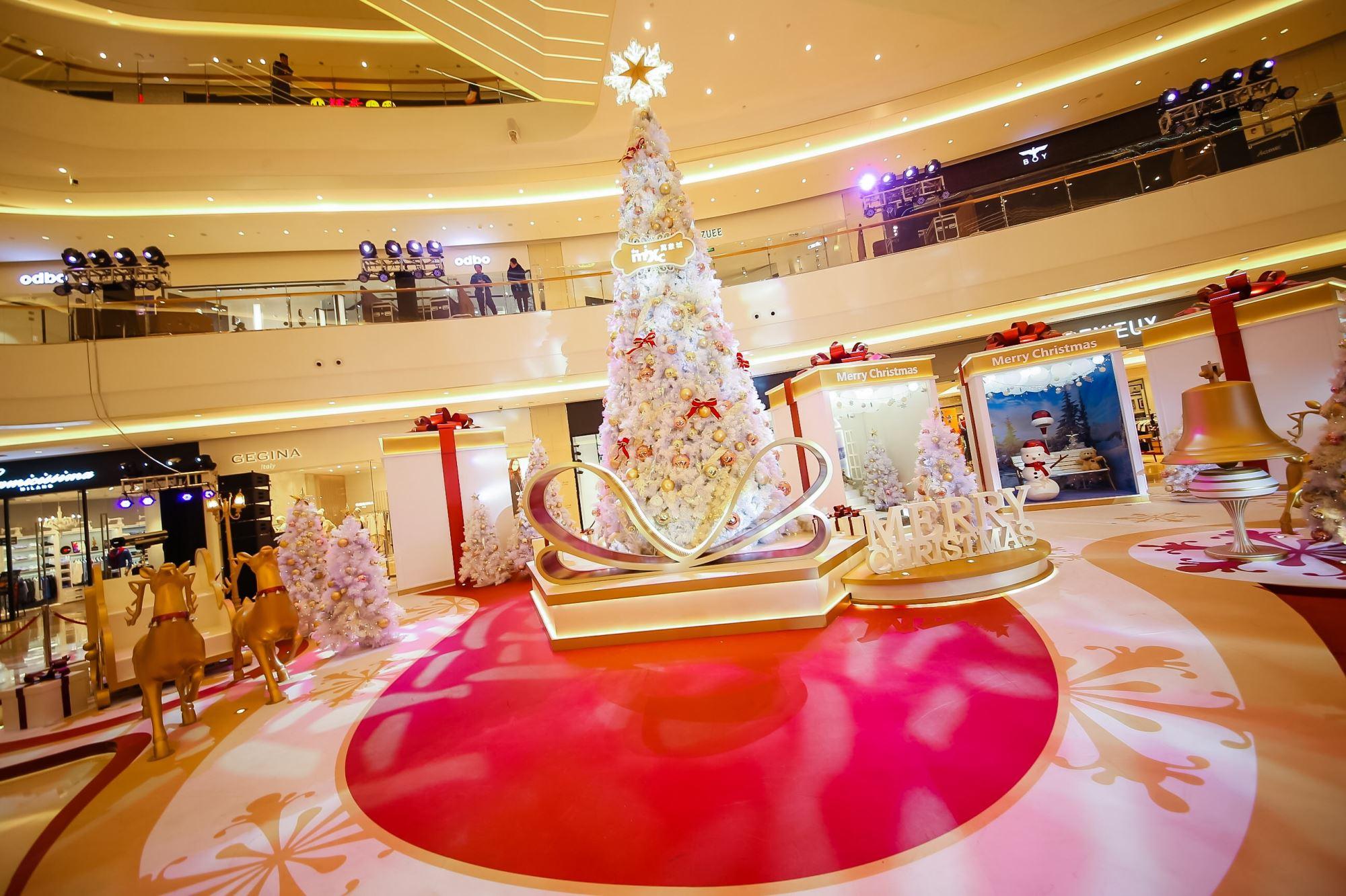 上海万象城圣诞