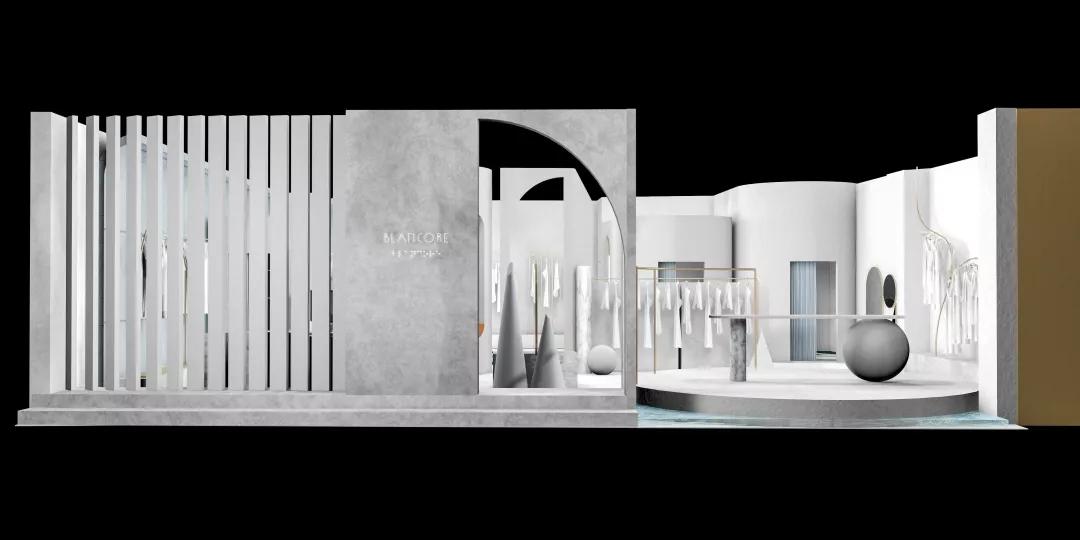 北美设计师品牌Blancore中国首店登陆合景·悠方(成都)购物中心