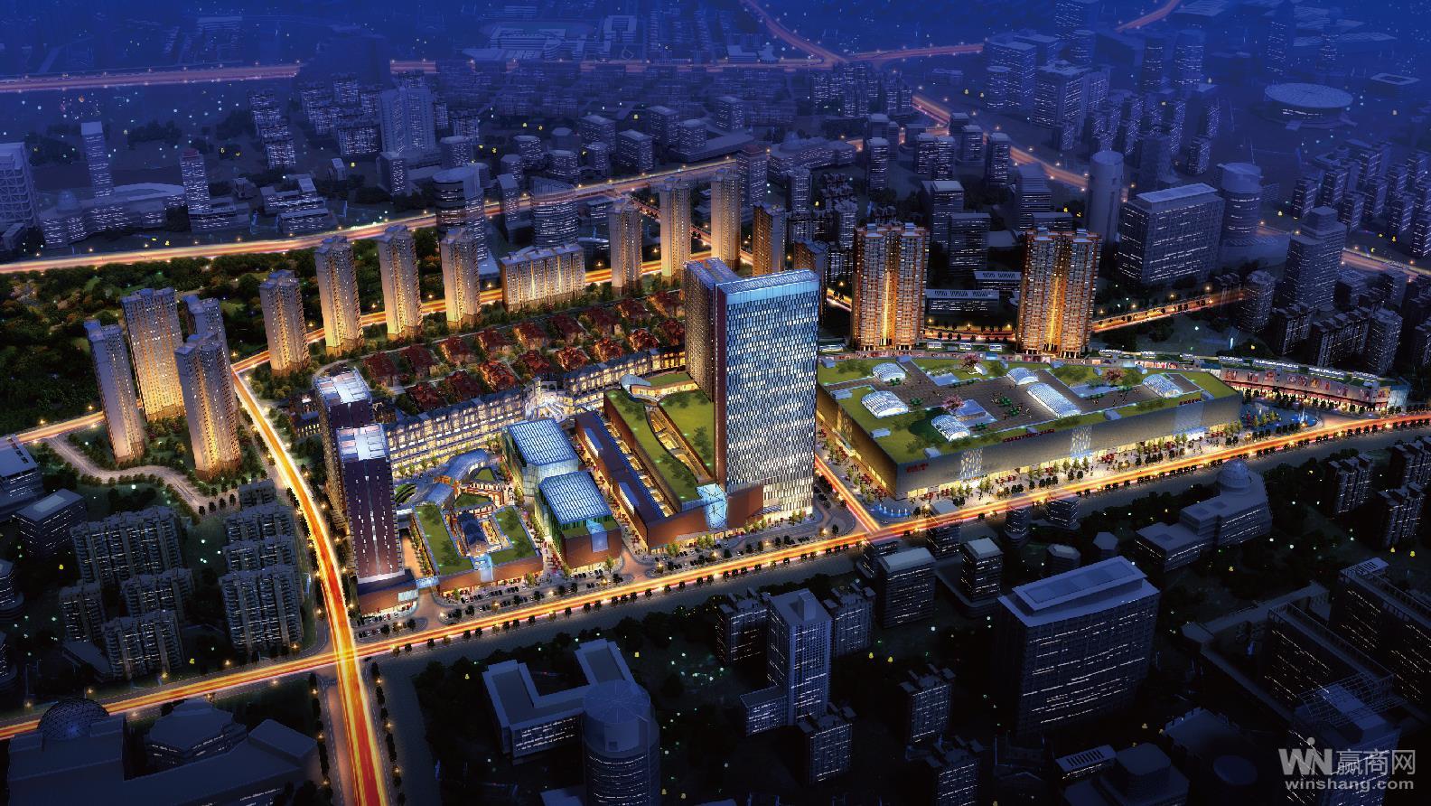 图片来源:CAZ宜昌中央活力区项目方