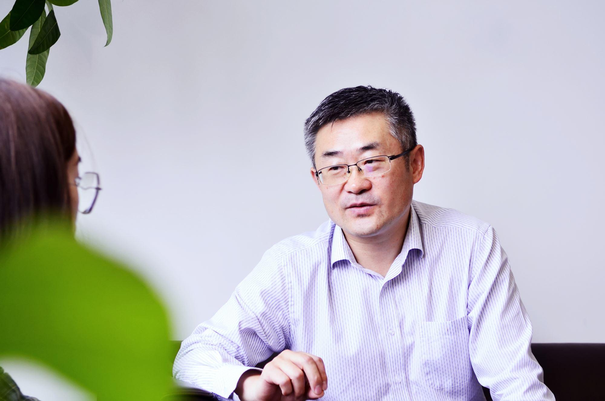 人物专访|路劲北京总经理孙祥军:以探究的精力不断提高商业质量