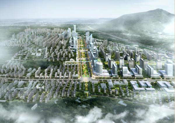 南京新玄武板块发力,星河coco系购物中心来袭