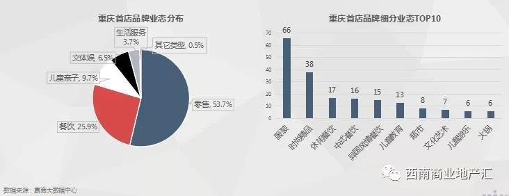 重庆市渝中区首进品牌发展报告
