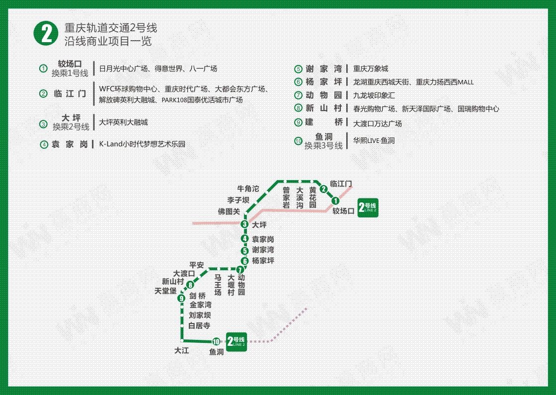 重庆轨道交通2号线