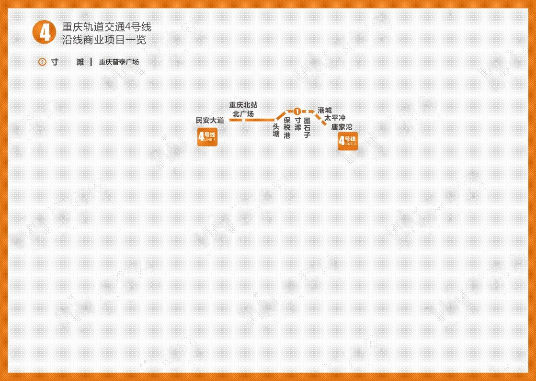 重庆轨道交通4号线