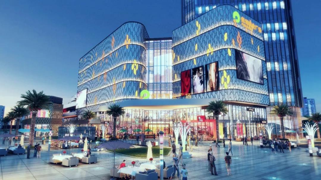 柳州保利商业广场8.1开业 博纳世界影城、城盛百汇超市等进驻