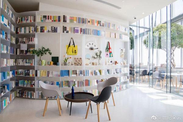 朵云书院旗舰店落户上海中心52楼 将于8月12日试营业