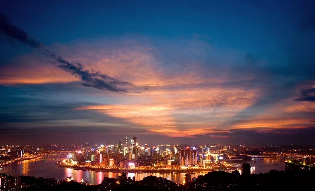 重庆母城·美丽渝中 重庆渝中区现代服务业投资推介会