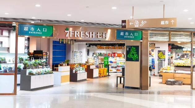 商业地产一周要闻:大兴国际机场商业耀眼、魔都最美菜市场惊艳亮相