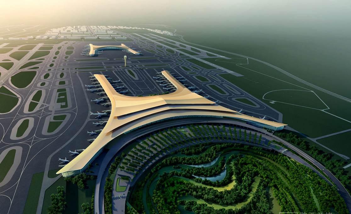 重庆机场T3航站楼